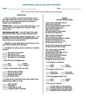 Printables 8th Grade Language Arts Worksheets ela worksheets for 8th grade common core writing math worksheet eighth language arts post assessment 8th