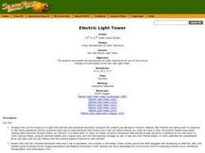 Electric Light Tower Lesson Plan