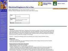Electrical Engineers for a Day Lesson Plan