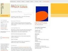 Ellsworth Kelly Lesson Plan