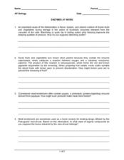 Worksheets Restriction Enzyme Worksheet restriction enzyme worksheet sharebrowse worksheet