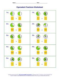 math worksheet : equivalent fractions worksheet 3rd  4th grade worksheet  lesson  : Equivalent Fractions Worksheet 5th Grade