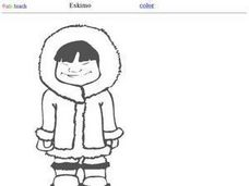 Eskimo Worksheet