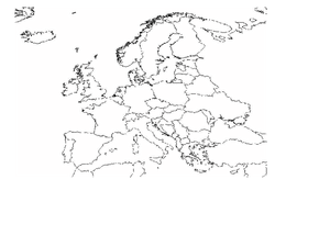 European Union Map Quest Lesson Plan