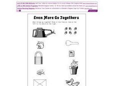 Even More Go Togethers Worksheet
