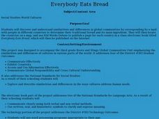 Everyone Eats Bread Lesson Plan
