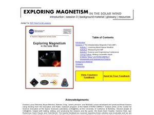 Exploring Magnetism Lesson Plan