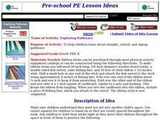 Exploring Pathways Lesson Plan