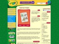 Exploring Triangles Lesson Plan