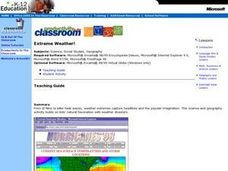 Extreme Weather! Lesson Plan