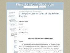 Decline of the roman empire essay