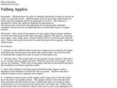 Falling Apples Lesson Plan