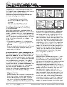 Paul Bunyan Tall Tales Worksheet In Addition