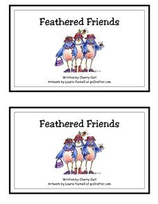 Feathered Friends Worksheet