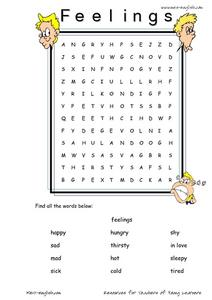 ... Word Searches Kindergarten - 3rd Grade Worksheet | Lesson Planet
