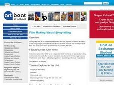 Film Making:Visual Storytelling - Activity 1 Lesson Plan