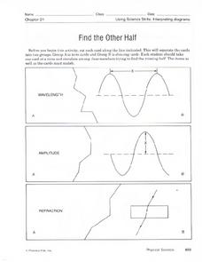 Find The Other Half Worksheet
