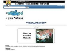 Fisheries Research Methods Lesson Plan