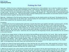 Fishing for Fish Lesson Plan