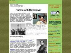 Fishing with Hemingway Lesson Plan