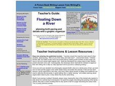 Floating Down a River Lesson Plan