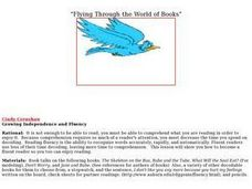 Flying Through The World Of Books Lesson Plan