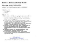 Fontana Banana's Family Picnic Lesson Plan