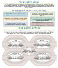 Food Chains and Endangered Animals Lesson Plan