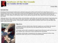 Foodways of the Río Grande Lesson Plan
