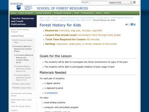 Forest History for Kids Lesson Plan