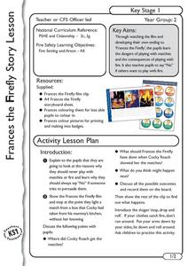 Frances the Firefly Lesson Plan