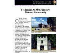 Frederica: An 18th-Century Planned Community Lesson Plan