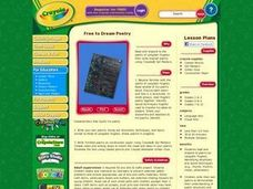 Free To Dream Poetry Lesson Plan