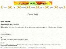 Friends for All Lesson Plan