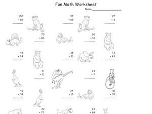 Fun Math 27 Worksheet
