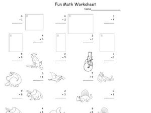 Fun Math 28 Worksheet