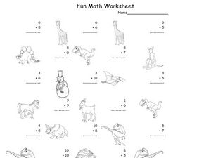 Fun Math 33 Worksheet