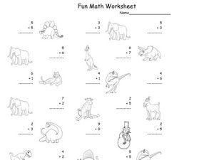 Fun Math  9 Worksheet