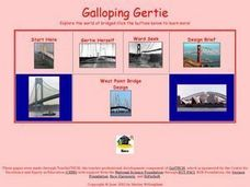Galloping Gertie Lesson Plan