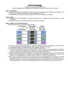 gas exchange 9th 12th grade worksheet lesson planet. Black Bedroom Furniture Sets. Home Design Ideas