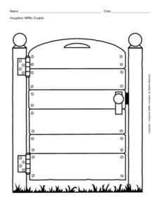 Gate Worksheet