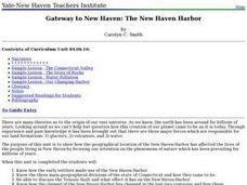 Gateway to New Haven: The New Haven Harbor Lesson Plan