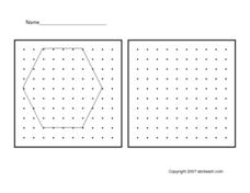 Geoboard Worksheet