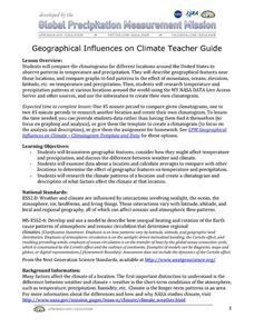 Printables. Factors Affecting Climate Worksheet. safarmediapps ...