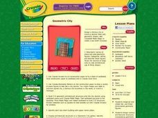 Geometric City Lesson Plan