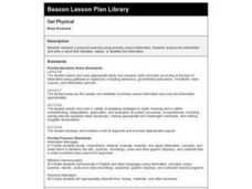 Get Physical Lesson Plan