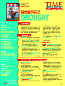 Get Water-Wise! Lesson Plan