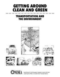 Getting Around Clean And Green Lesson Plan