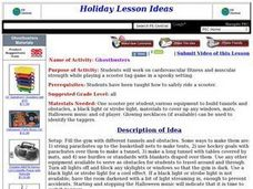 Ghostbusters Lesson Plan