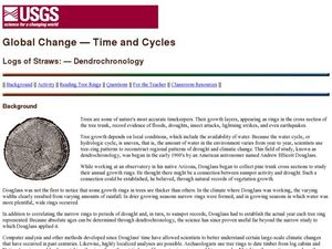 Global Change- Time and Cycles Lesson Plan